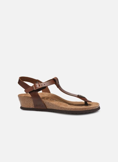 Sandalen Papillio Ashley Cuir W Bruin achterkant