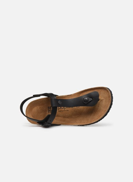 Sandalen Papillio Ashley Cuir W Zwart links