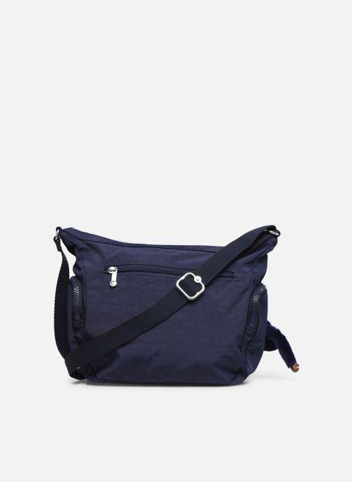 Håndtasker kipling Gabbie S Blå se forfra
