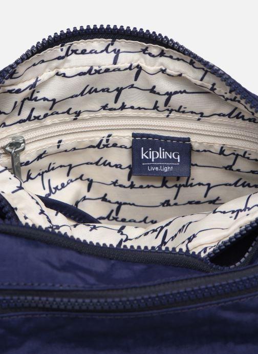Håndtasker kipling Gabbie S Blå se bagfra