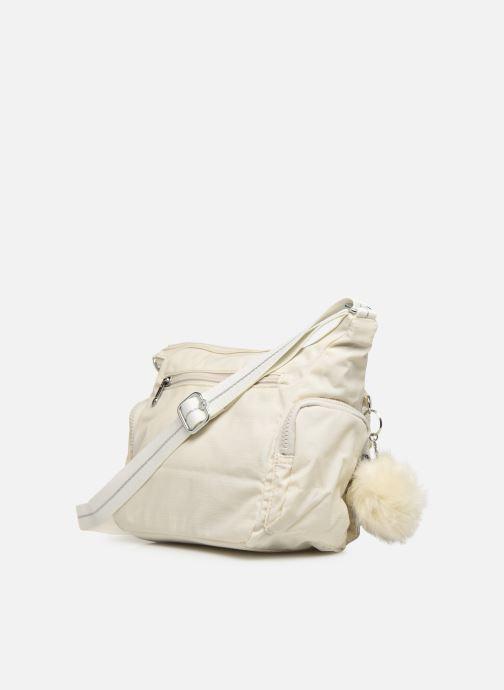 Håndtasker kipling Gabbie S Hvid Se fra højre