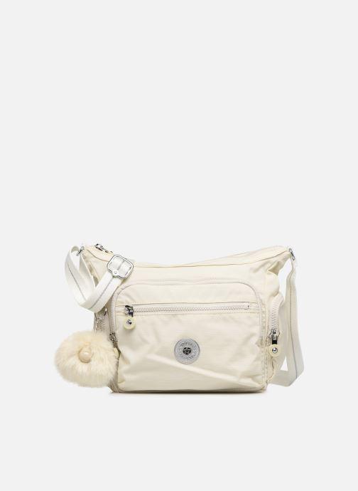 Håndtasker kipling Gabbie S Hvid detaljeret billede af skoene