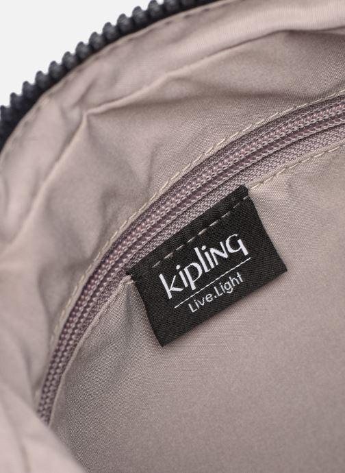 Bolsos de mano Kipling Gabbie S Azul vistra trasera