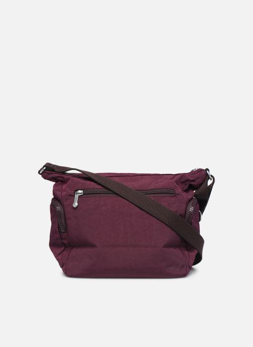 Handtaschen kipling Gabbie S weinrot ansicht von vorne