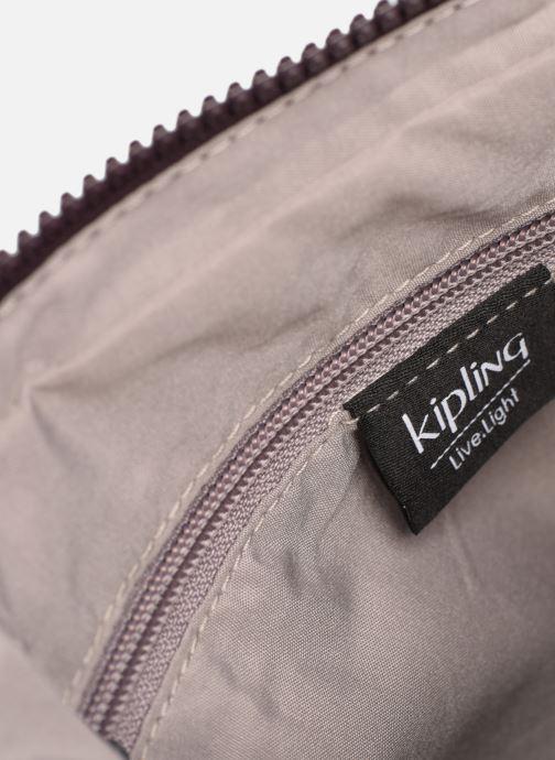 Handtaschen kipling Gabbie S weinrot ansicht von hinten