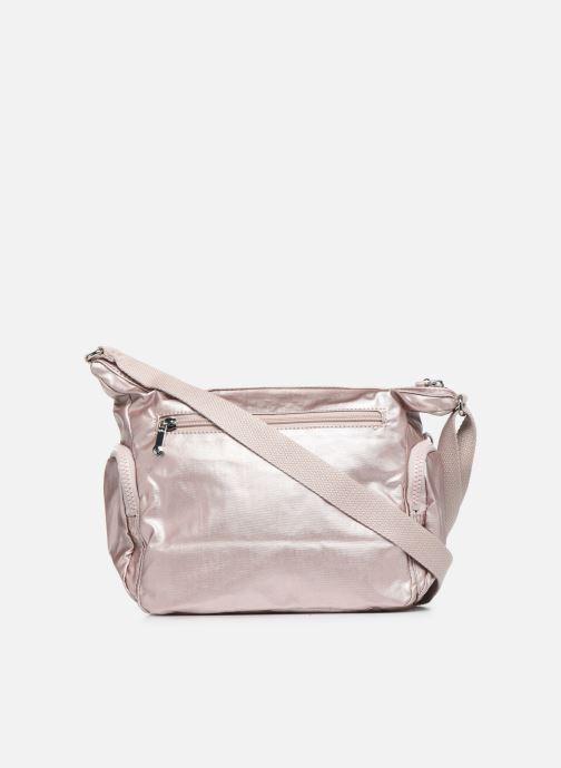 Handtassen kipling Gabbie S Roze voorkant
