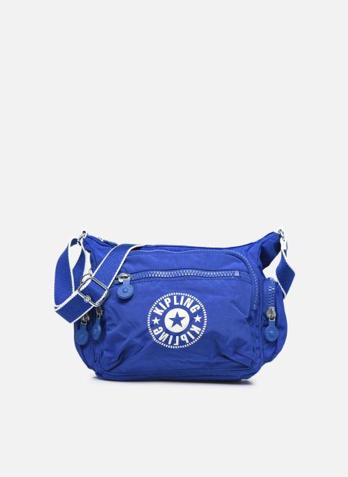 Handtassen Kipling Gabbie S Blauw detail