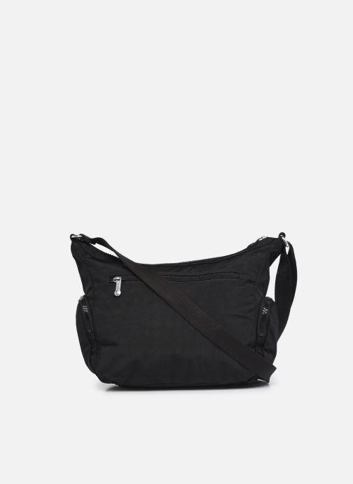 Handtaschen Kipling Gabbie S schwarz ansicht von vorne