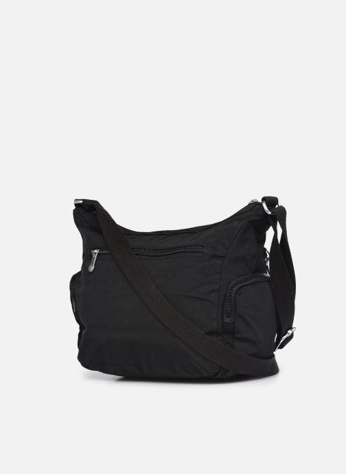 Handtaschen Kipling Gabbie S schwarz ansicht von rechts