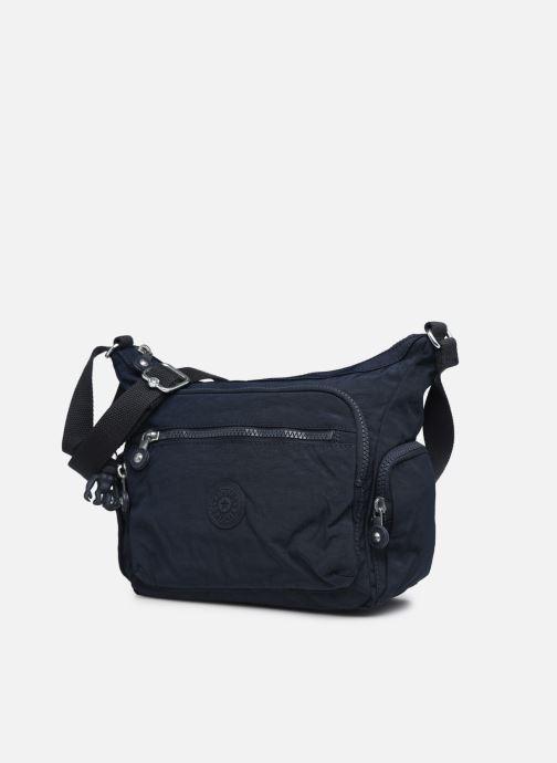 Handtaschen Kipling Gabbie S blau schuhe getragen