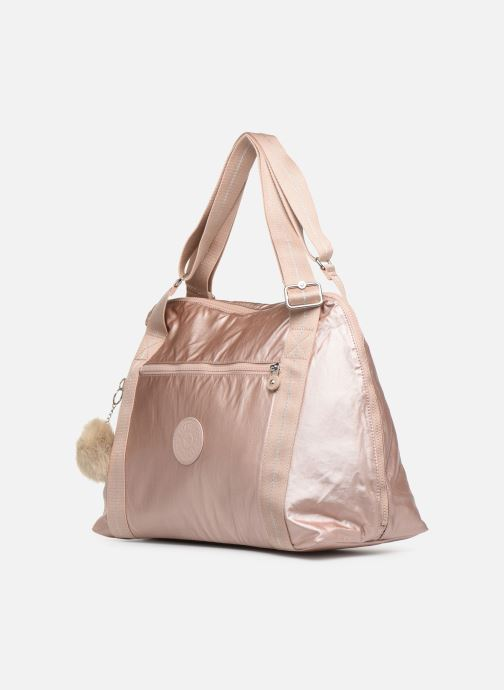 Handtassen kipling Little Pumpkin Roze model