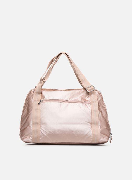 Handtaschen kipling Little Pumpkin rosa ansicht von vorne