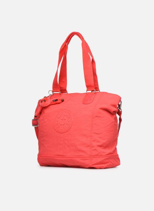 Handtaschen kipling Shopper C orange schuhe getragen