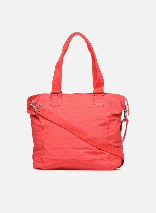 Handtaschen kipling Shopper C orange ansicht von vorne