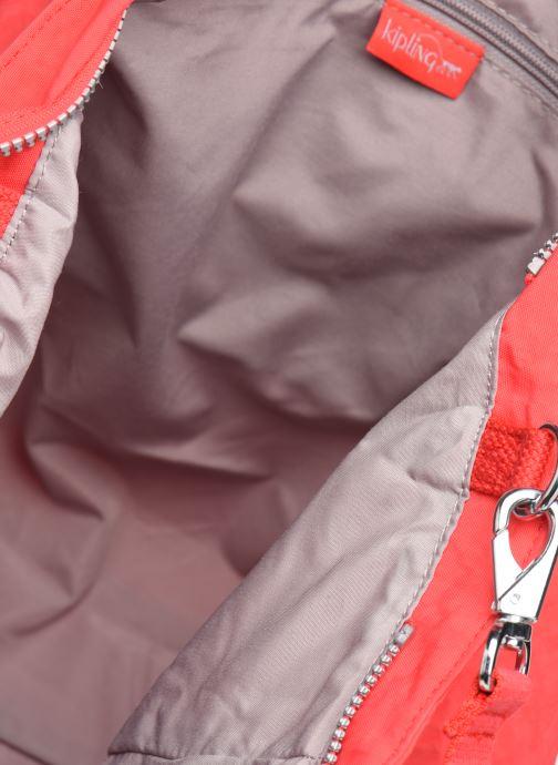 Handtaschen kipling Shopper C orange ansicht von hinten
