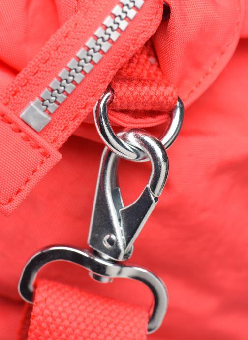 Handtaschen kipling Shopper C orange ansicht von links