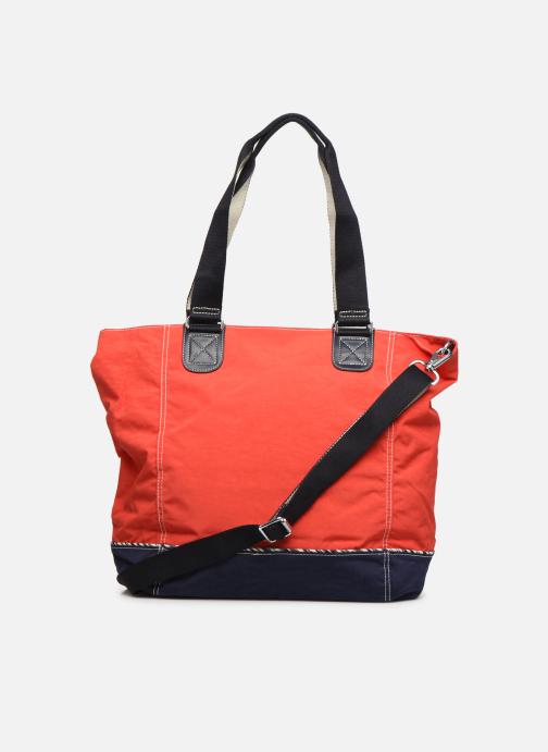 Handtassen kipling Shopper C Rood voorkant