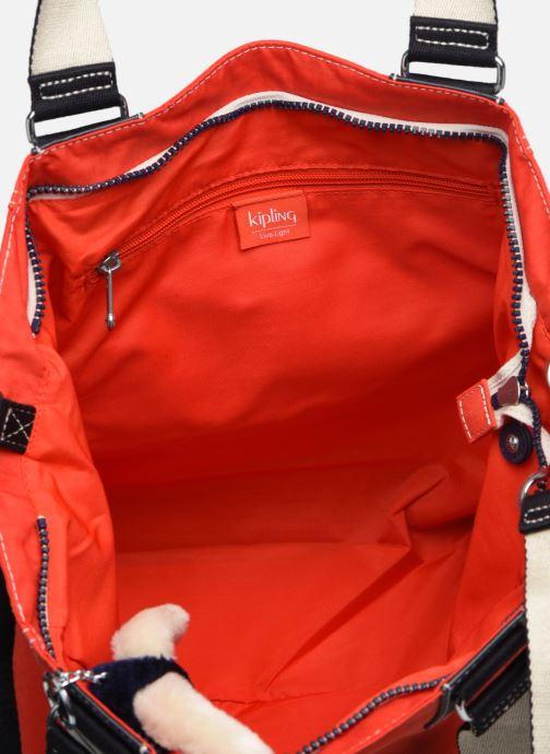Handtassen kipling Shopper C Rood achterkant
