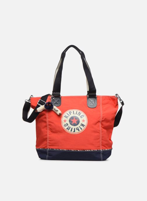 Handtassen kipling Shopper C Rood detail