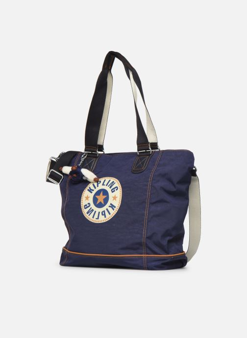 Handtassen kipling Shopper C Blauw model