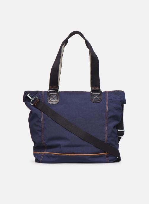 Handtassen kipling Shopper C Blauw voorkant