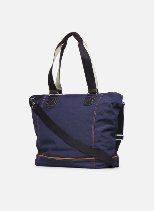 Handtassen kipling Shopper C Blauw rechts