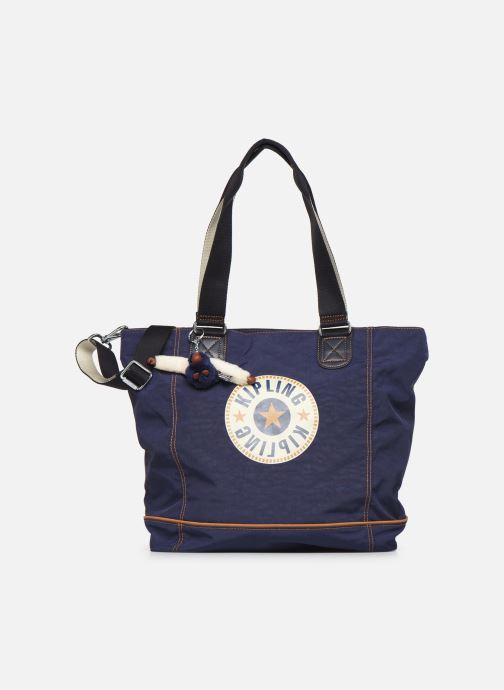 Handtassen kipling Shopper C Blauw detail
