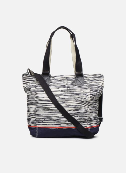 Handtassen kipling Shopper C Wit voorkant