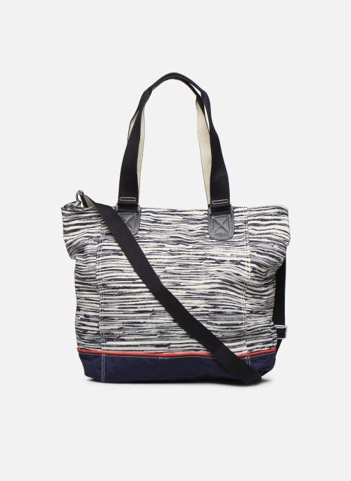 Handtaschen Kipling Shopper C weiß ansicht von vorne