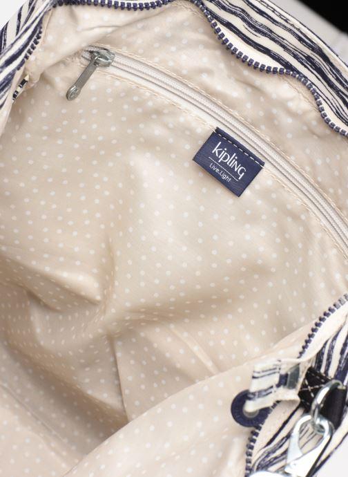 Handtaschen Kipling Shopper C weiß ansicht von hinten