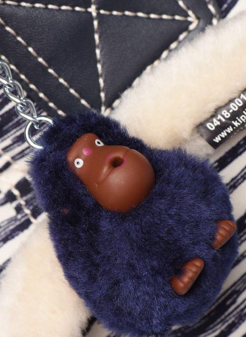 Handtassen kipling Shopper C Wit links