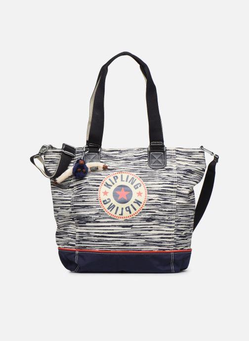 Handtaschen Kipling Shopper C weiß detaillierte ansicht/modell