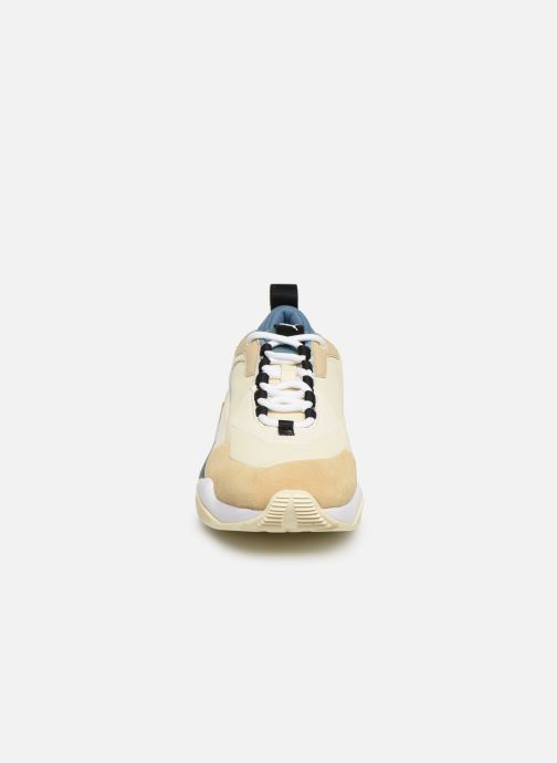 Trainers Puma Thunder Nature M Beige model view