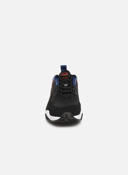 Baskets Puma Thunder Couleur M Noir vue portées chaussures