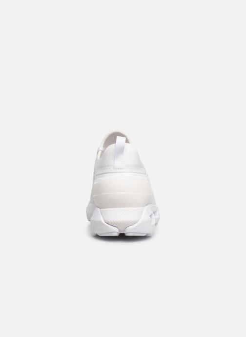 Chaussures de sport Under Armour UA HOVR Phantom SE Blanc vue droite