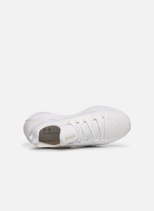 Chaussures de sport Under Armour UA HOVR Phantom SE Blanc vue gauche