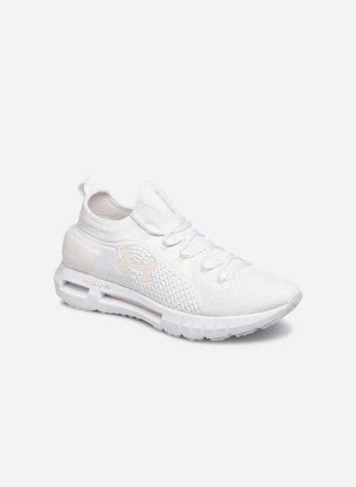Chaussures de sport Under Armour UA HOVR Phantom SE Blanc vue détail/paire