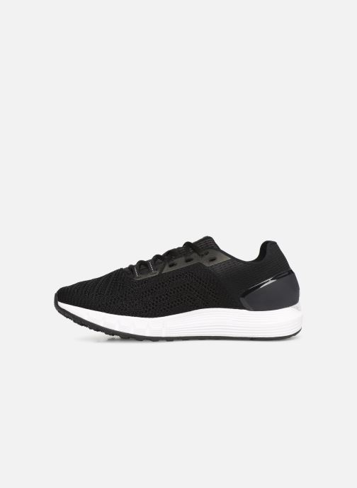Baskets Under Armour UA HOVR Sonic 2 Noir vue face