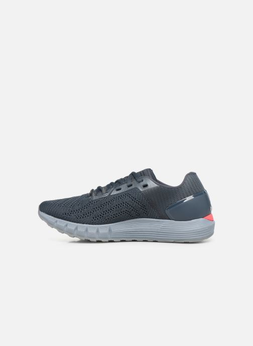 Deportivas Under Armour UA HOVR Sonic 2 Gris vista de frente