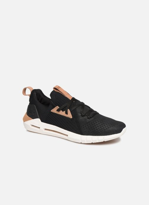 Sneakers Under Armour UA HOVR SLK EVO Perf Suede Zwart detail