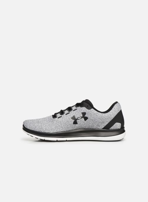 Trainers Under Armour UA Remix FW18 Grey front view
