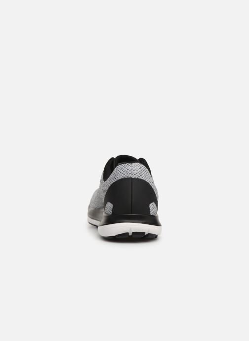 Trainers Under Armour UA Remix FW18 Grey view from the right