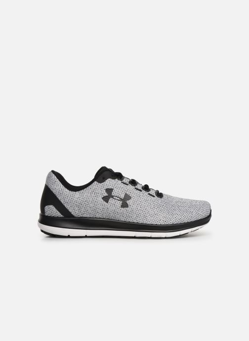 Trainers Under Armour UA Remix FW18 Grey back view
