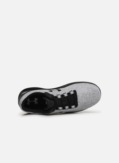 Trainers Under Armour UA Remix FW18 Grey view from the left