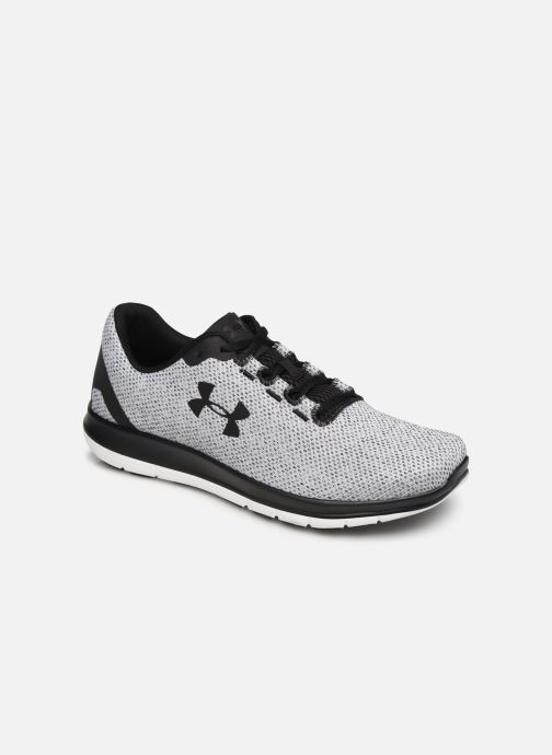 Baskets Under Armour UA Remix FW18 Gris vue détail/paire