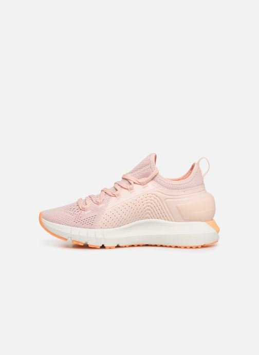 Sneakers Under Armour UA W HOVR Phantom SE Roze voorkant