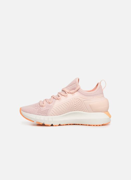 Trainers Under Armour UA W HOVR Phantom SE Pink front view