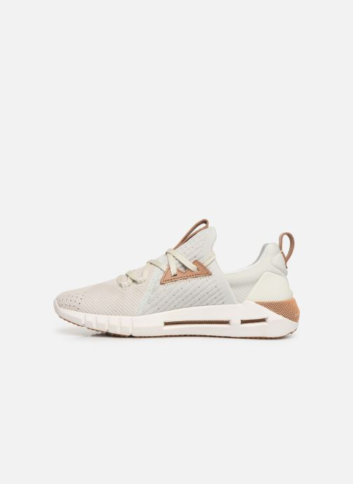 Sneakers Under Armour UA W HOVR SLK EVO Perf Suede Wit voorkant
