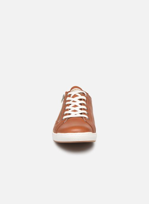Baskets Pataugas Jay/N C Marron vue portées chaussures