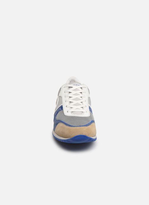 Baskets Pataugas Ipop C Gris vue portées chaussures